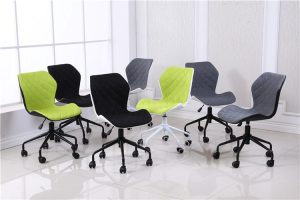 Ghế Văn Phòng Nhóm Thời Trang AZP-SHALL (giúp làm việc cả ngày không lo mệt mỏi)